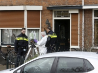 20170103 Lichaam van kind gevonden in woning Jan Vethkade Dordrecht Tstolk 002
