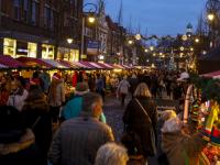 Eerste dag kerstmarkt ondanks de kou goed bezocht Dordrecht