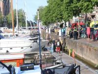 65-jarige Dordtenaar verdronken in Dordtse haven