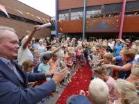 20162209 Wethouder opent buurtsportmiddag Beatrixschool Papendrecht Tstolk