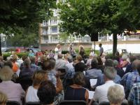 20162808 Openluchtviering Dalmeijerplein Sterrenburg 50 jaar Dordrecht Tstolk 001