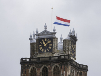 Aangepaste Dodenherdenking Dordrecht