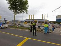 20171508 Rommelige weg , veroorzaakt ongeluk Merwedestraat Dordrecht Tstolk 001