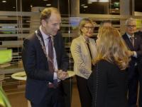 Afscheid burgemeester Dominic Schrijer: muzikale avond en raadsvergadering