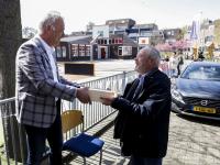 Drive Thru voor vertrekkend bestuurder OPOD Niek Barendregt Dordrecht