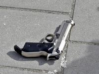 20173003 Agente lichtgewond geraakt bij achtervolging Camphuysenstraat papendrecht Tstolk