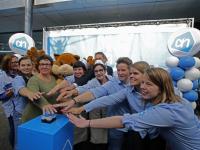 Opening Albert Heijn Winkelcentrum Bieshof Dordrecht