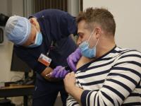 Albert Schweitzer start met vaccinatie medewerkers Dordrecht