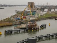 Werkzaamheden Prins Clausbrug Dordrecht