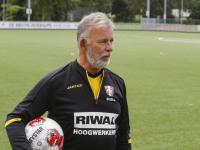 Harry van den Ham trainer FC Dordrecht seizoen 2020-2021