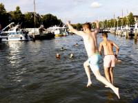 Training Swim to Fight Cancer 2019 Dordrecht