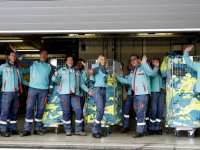 Nieuwe uniform ambulancedienst zuid holland zuid