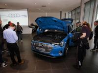 'studie-object' is een Audi E-tron Audi centrum Mijlweg Dordrecht