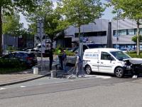 Aanrijding kruispunt Dordrecht
