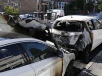 Autobrand Groenedijk Dordrecht