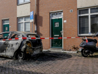 Autobrand Heer Heymansuysstraat Dordrecht