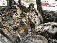 Autobranden teisteren Dordrecht