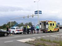 Automobilist aangehouden na aanrijding Dordrecht