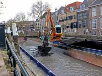 Baggerwerkzaamheden Dordrecht