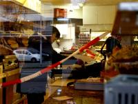Overval op Turkse Bakkerij Zwijndrecht