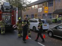 Basisschool PiusX tijdelijk ontruimd vanwege gaslucht Dordrecht