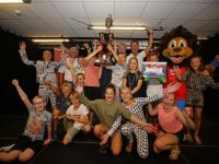 Sportiefste school De Beatrixschool wint wisselbeker Dordrecht