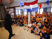 Beatrixschool loopt voor Edukans Dordrecht