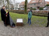 Beeldenroute geopend Dordrecht