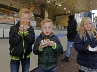 20161710 De eerste Oliebollen Spuiboulevard Dordrecht Tstolk