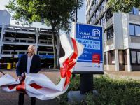Campagne betalen per minuut parkeergarages Dordrecht
