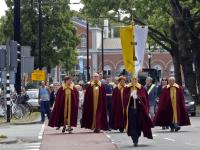 Processie Heilige Hout van Dordrecht