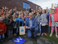 Bogermanschool krijgt eerste verkeersveiligheidslabel