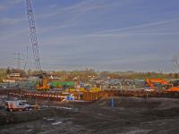 Werkzaamheden langs de A16 in vollegang Dordrecht