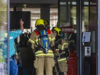 Brand zorgcentrum De Merwelanden