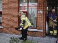 Brandweer in actie vanwege vergeten pannetje