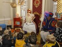 Sinterklaashuis weer beter bezocht