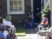 hofjesconcerten Dordt in Cello Dordrecht