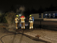 Brandstichting in Stadspolders