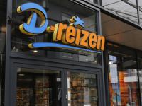 D-Reizen is failliet Winkelcentrum Bieshof Dordrecht