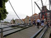 20170108 Damiatebrug weer te gebruiken voor de toeristen Dordrecht Tstolk 001