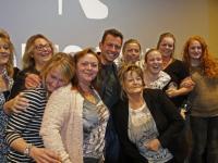 20163011 Dan Karaty op bezoek in Dordrecht Tstolk