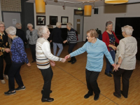 Dansen in het Polderwiel Dordrecht