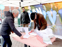 Lancering Jong Dordt Houthavenplein Dordrecht