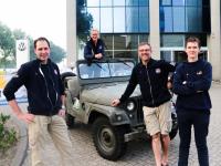 Deelnemers Riverside Car Classic 2021 brengen fraai bedrag bijeen voor KNRM ZHZ