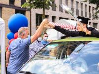 16072021-Drive-in-Diploma-uitreiking-Insula-College-Leerpark-VMBO-Dordrecht-Tstolk