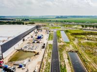 Industriegebied Distripark IV Kil Dordrecht