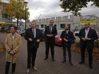 College presenteert begroting 2020 in de stad Dordrecht