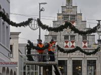 Dordrecht is klaar voor de feestdagen