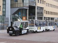 Treintje City tour gestart Dordrecht