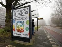 Dordrecht is jarig buhalte Leeuwstraat Dordrecht